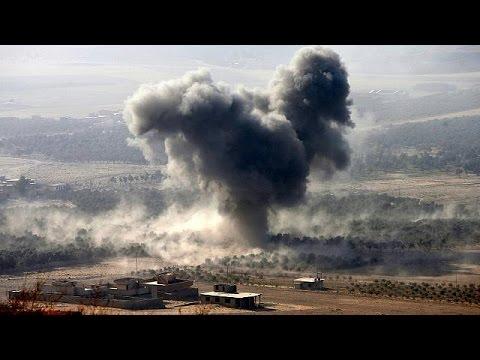 Ιράκ: Σκληρές μάχες σε πολλά μέτωπα για την ανακατάληψη της Μοσούλης
