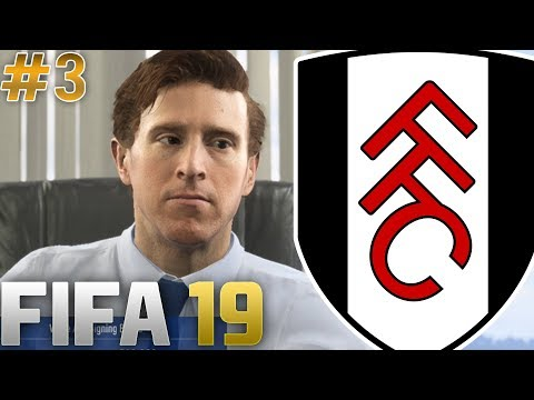 FIFA 19 | CAREER MODE | #3 | THE TRANSFER COMMITTEE MAKE A NEW SIGNING!