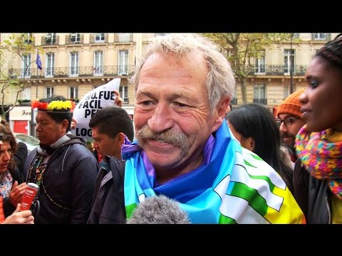 """French Farmer-Activist José Bové on Paris Protest Ban: """"We Are in Prison in Our Own Home"""""""