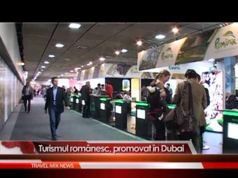 Turismul romanesc, promovat în Dubai