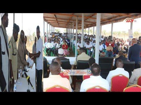 Madereva 32 Wahitimu Mafunzo Wanolewa Vikali na DIT Kampasi ya Myunga Mkoani Songwe