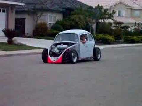 1958 beetle bagged!!