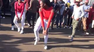 south Africa dancer killing it