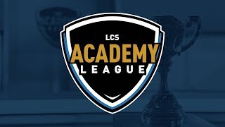 EGA vs. DIGA | Semifinals Day 1 | LCS Academy Spring Split (2020) by League of Legends Esports