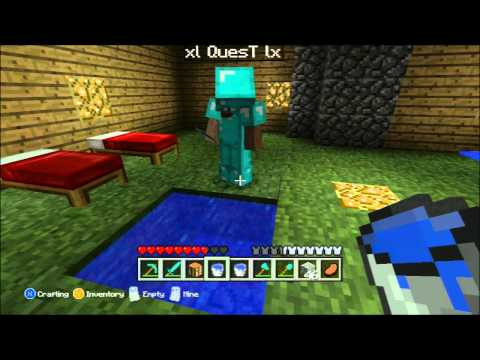 The Water Prank (Funny Minecraft prank video!)