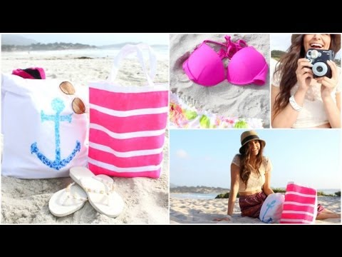 diy - Hope you enjoyed this BuyorDIY Episode! Let me know if you want to see more! xoxo, Beth Wanna win the supplies to make this Beach Bag? Here's how! -Give this...