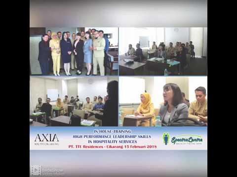 Inhouse Training - Pengisian SPT Tahunan PPH WP Badan