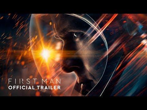 First Man - El primer hombre - Official Trailer (HD)?>