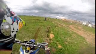 3. Obstacle pass - Husaberg TE250 2012