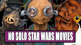 7 Star Wars Characters That Should NEVER Get Their Own Movie by Clevver Movies