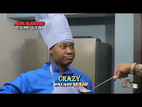 ASSISTANT PALACE COOK - NEW MOVIE ALERT Mercy Johnson / Flash B 2020 Latest Nigerian Nollywood Movie