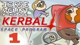 Kerbal Space Program [Part 1]: To Boldly Go...
