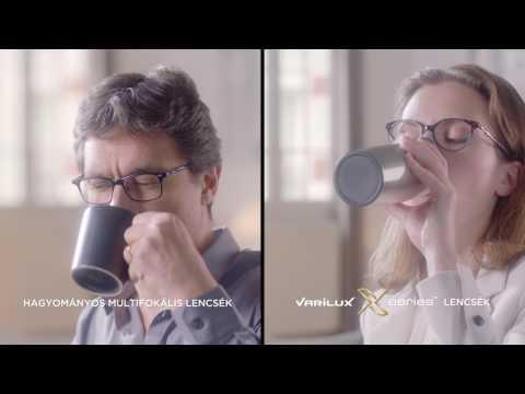 Varilux X Series lencse előnyei a hagyományos multifokális lencsékkel szemben