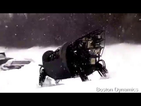 Video military robots|| L3 military robot terminator dog can go anywhere to attack us|| download in MP3, 3GP, MP4, WEBM, AVI, FLV January 2017