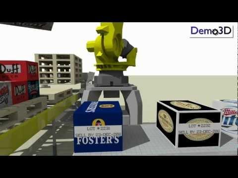 DOD Controller for carton coding