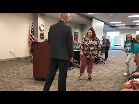 Video: Pledge of Allegiance