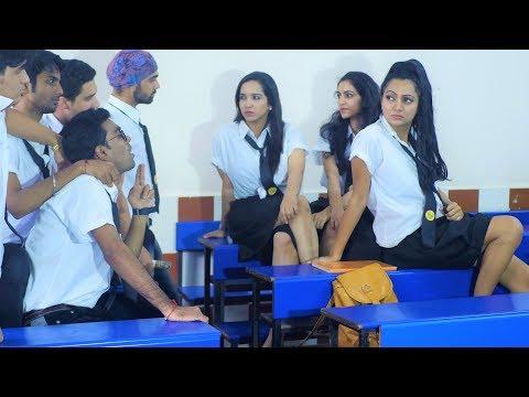GIRLS VS BOYS IN SCHOOL LIFE | So Effin Cray (видео)