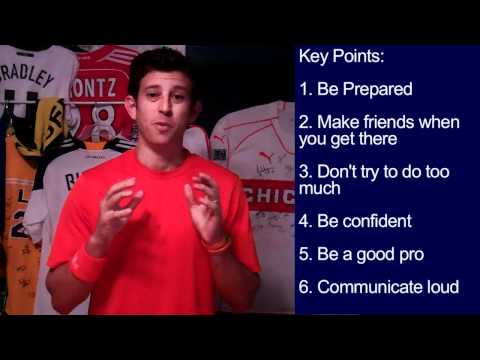 Soccer Tryouts Advice – Soccer Tips – Online Soccer Academy