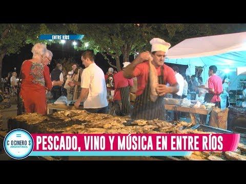 Gualeguaychú Fiesta del pescado