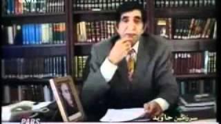 Bahram Moshiri -دولت اسرائیل دلسوز ایران نیست - قسمت دوم