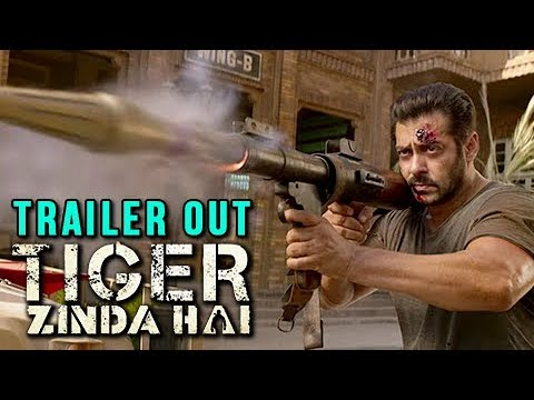 Tiger Zinda Hai TRAILER OUT | REVIEW | Salman Khan