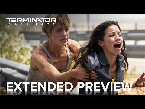 TERMINATOR: DARK FATE | Extended Preview | Paramount Movies