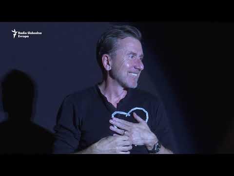 Počasno srce Sarajeva glumcu Timu Rothu