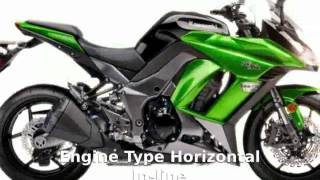 10. 2013 Kawasaki Ninja 1000 - Info & Specification