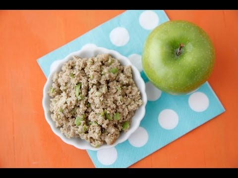 Apple Cinnamon Charoset – Healthy Holiday Recipes – Weelicious