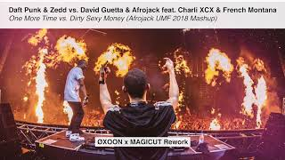 One More Time vs. Dirty Sexy Money (Afrojack UMF Miami 2018 Mashup) [ØXOON x MAGICUT Rework]