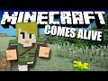 NO ONE LOVES ME! Minecraft Comes Alive (Roleplay) Ep. 1