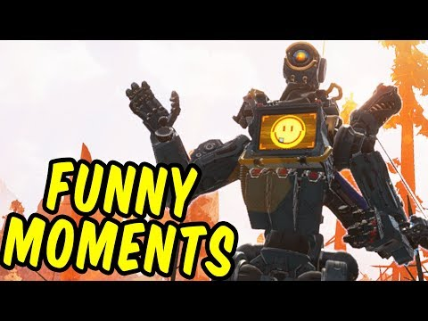 Reddit funny - Apex Legends Funny Moments! - 0 Damage Win (by accident)
