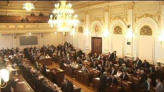 البرلمان التشيكي يحجب الثقة عن حكومة راسنوك