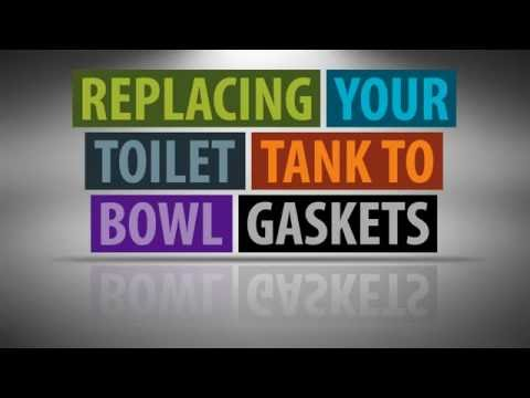 Changing Your Toilet Tank-to-Bowl Gaskets