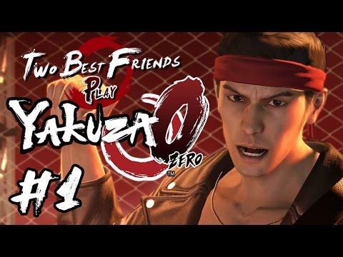 Two Best Friends Play Yakuza 0 (Part 1) (видео)
