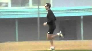 Pose Running Coach Form