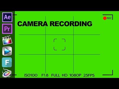 recording template