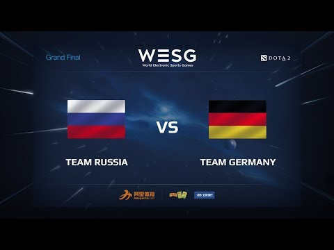 Download Team Russia против Team Germany, WESG 2017 Grand Final HD Mp4 3GP Video and MP3