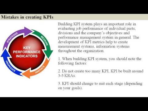 Knowledge management KPIs