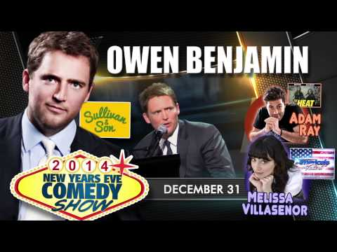 Parlor lIve Comedy Club New Year's Eve Bash