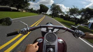 7. 2004 Harley Davidson Fatboy test drive review