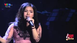 Bài Hát Việt: Thùy Chi - Trong Lành Những Giấc Mơ - Liveshow Tháng 9/2014