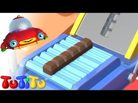 TuTiTu Toys | Chocolate