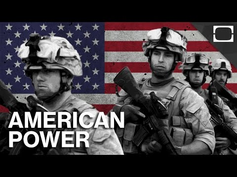 How Powerful is the United States?