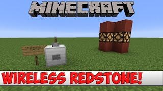 Plugin Thread:► https://dev.bukkit.org/projects/wireless-redstoneHow to make a Bukkit/Spigot Server:► https://goo.gl/2BBvlrVisit my PlanetMinecraft page for Map downloads: ► http://goo.gl/KUoswQBackground Music: ► https://goo.gl/Ygtcok★ Contact Email: ltjim007mail@gmail.com★ Server Owner Setup Tutorials:Episode 1 - Compiling a Jar File: https://goo.gl/xuvcOcEpisode 2 - Making the Server: https://goo.gl/2BBvlrEpisode 3 - Port Forwarding: https://goo.gl/hLa9mREpisode 4 - Free Domain Name: https://goo.gl/y1ROHGEpisode 5 - Server Icon: https://goo.gl/JjMFa8If you get an error with a plugin the best course of action is to create a ticket or send the developer a private message containing the error!