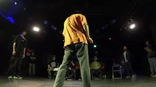 Fat Snake vs Takuya – Hook up POPPING SEMI FINAL