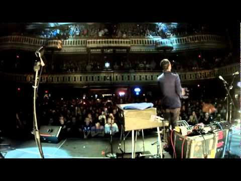 Mutemath - The Nerve [Live]