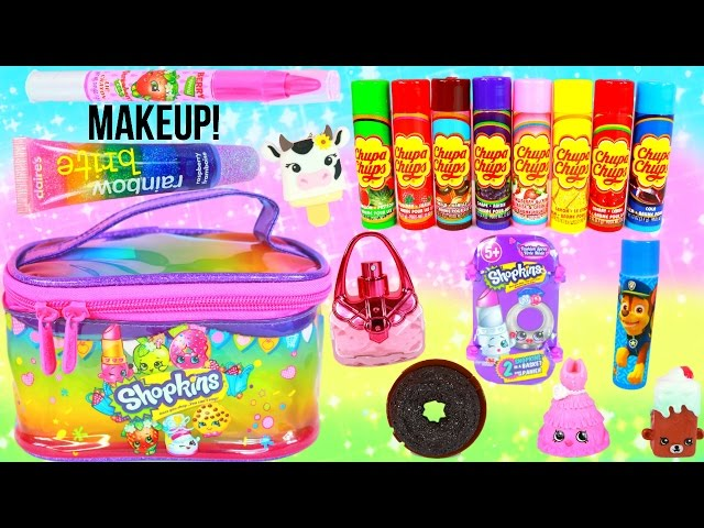 Rainbow Hearts Makeup Bag Surprise I Heart Makeup Unicorns Heart