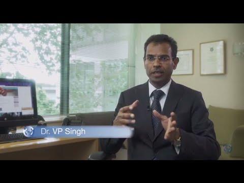 Dr VP Singh, Medical Director, Fertility Associates Hamilton