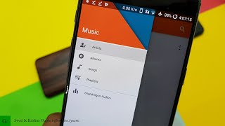"""Many CAF-optimized applications are made to run well on Snapdragon Processor devices. The best example is the Snapdragon Camera app. A XDA Member """"oF2pks"""" has ported the Snapdragon Music & the MusicFX apps to latest spandragon processor devices like OnePlus 5. You can download and install. MusicFX will only work with the Snapdragon Music application.Links & Download : https://goo.gl/2qw9oL"""